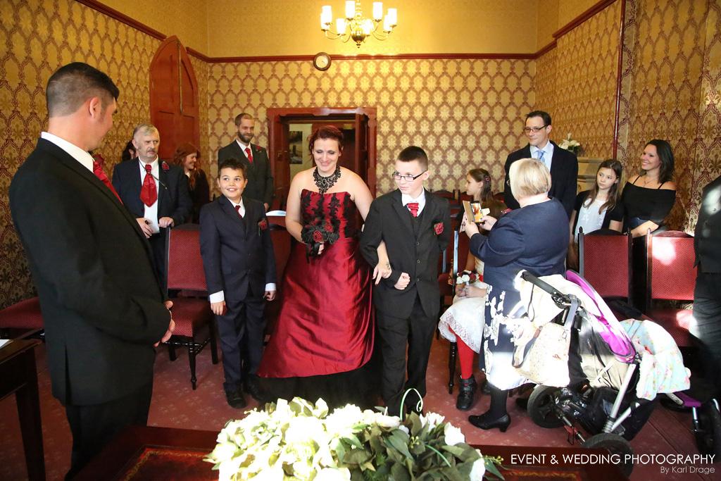 The guildhall northampton wedding dresses