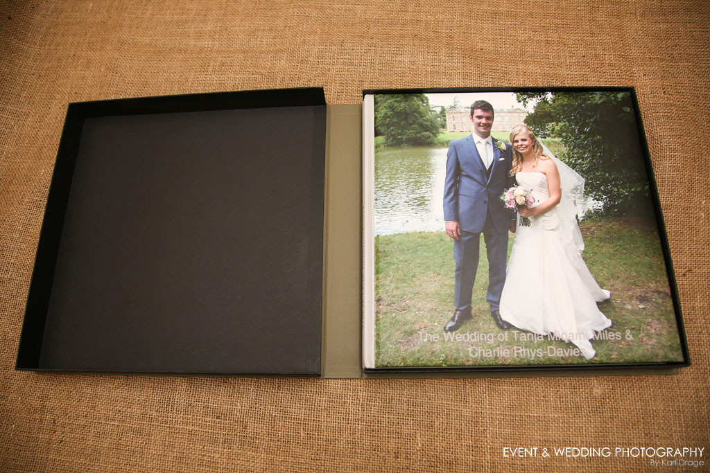 My preferred photo books are quite different to those supplied by most wedding photographers. Mine range from 90-120 pages.