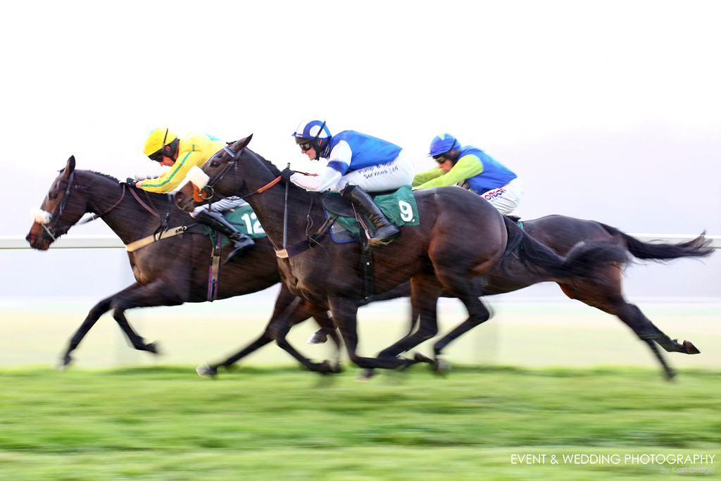 Horse Racing by Northamptonshire Event Photographer Karl Drage