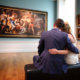 The stunning art gallery at Compton Verney - an incredible wedding venue.