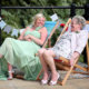 Deckchairs at a wedding?! Why ever not?!?
