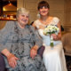 The Bride and her Grandmother.