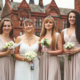 The River Ouse at Bedford - the perfect backdrop for wedding pictures.