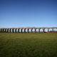 The famous Harringworth Viaduct.