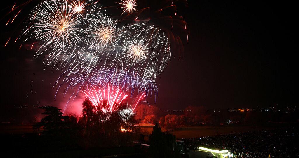 Wicksteed Park's wonderful 2017 fireworks display.
